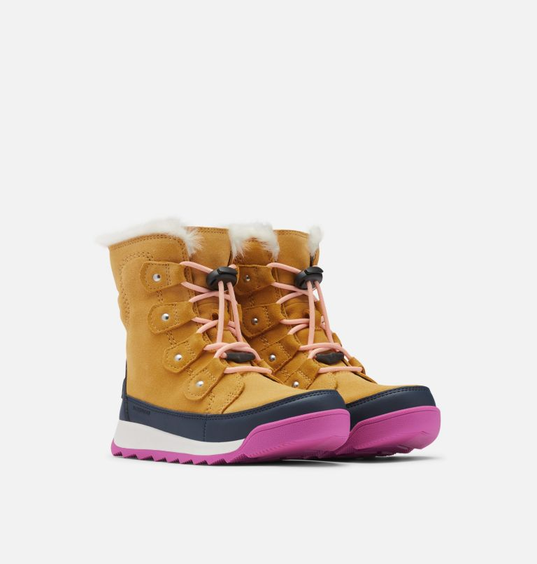 Youth Whitney™ II Joan Lace Boot Youth Whitney™ II Joan Lace Boot, 3/4 front