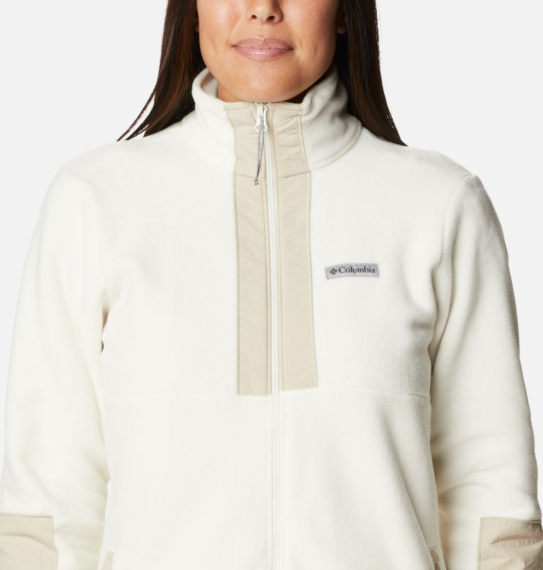 Manteau à fermeture éclair en polaire Columbia Lodge™ pour femme Manteau à fermeture éclair en polaire Columbia Lodge™ pour femme, a2