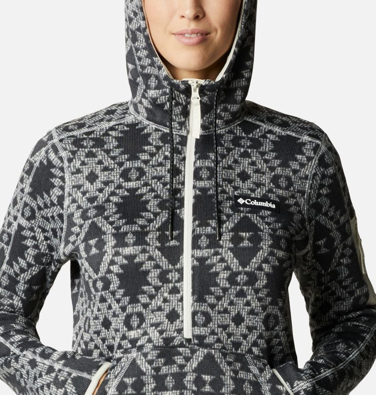 Women's Sweater Weather™ Fleece Hooded Pullover Women's Sweater Weather™ Fleece Hooded Pullover, a2