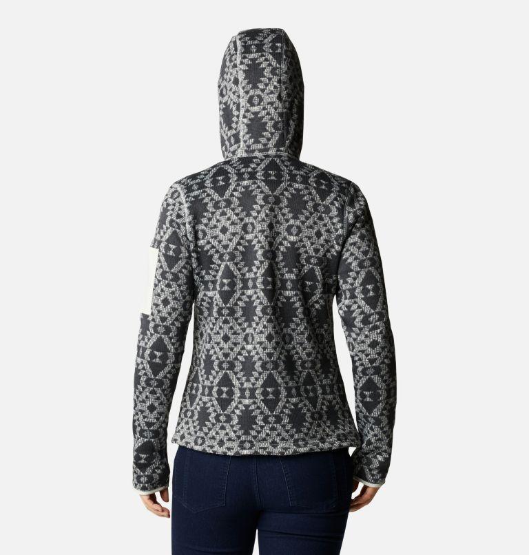 Women's Sweater Weather™ Fleece Hooded Pullover Women's Sweater Weather™ Fleece Hooded Pullover, back