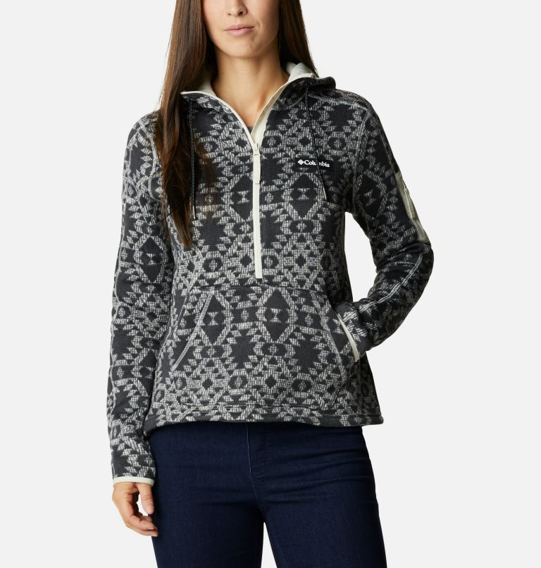 Women's Sweater Weather™ Hooded Pullover Women's Sweater Weather™ Hooded Pullover, front