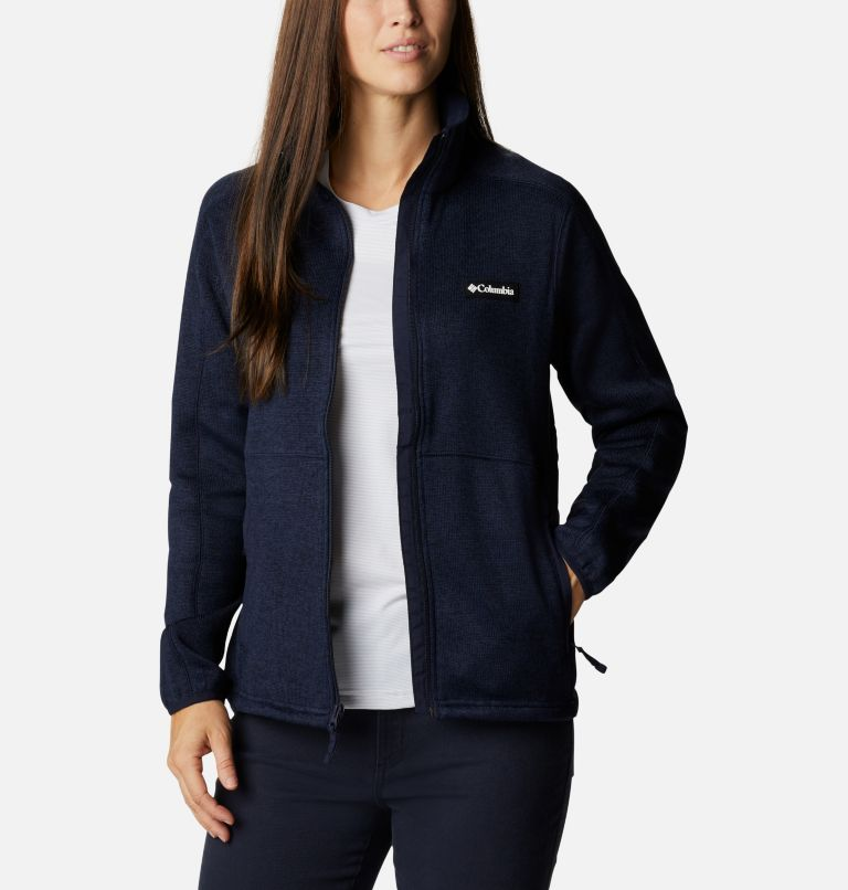 Women's Sweater Weather™ Full Zip Jacket Women's Sweater Weather™ Full Zip Jacket, front