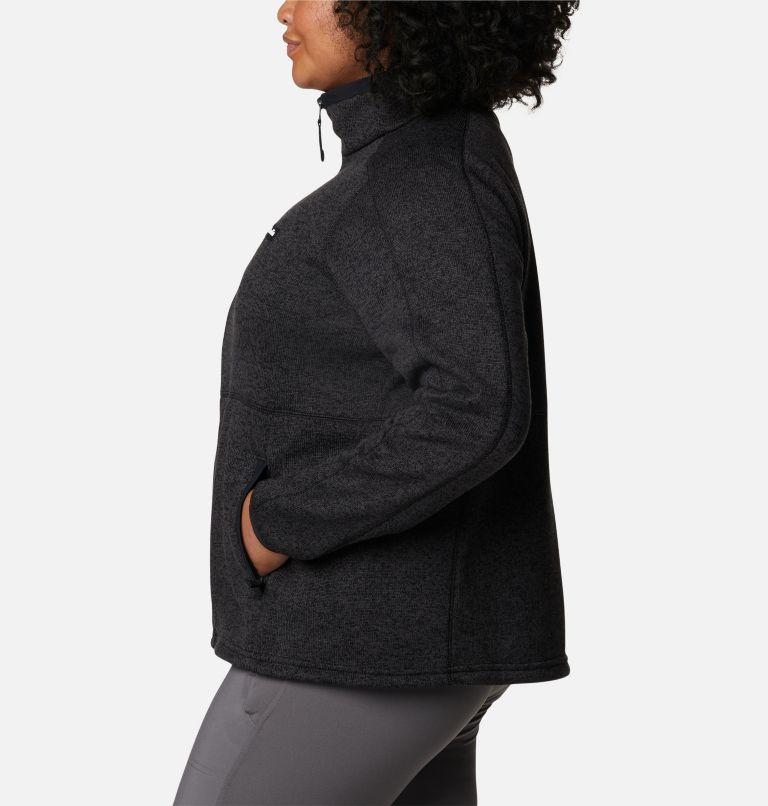 Women's Sweater Weather™ Full Zip - Plus Size Women's Sweater Weather™ Full Zip - Plus Size, a1