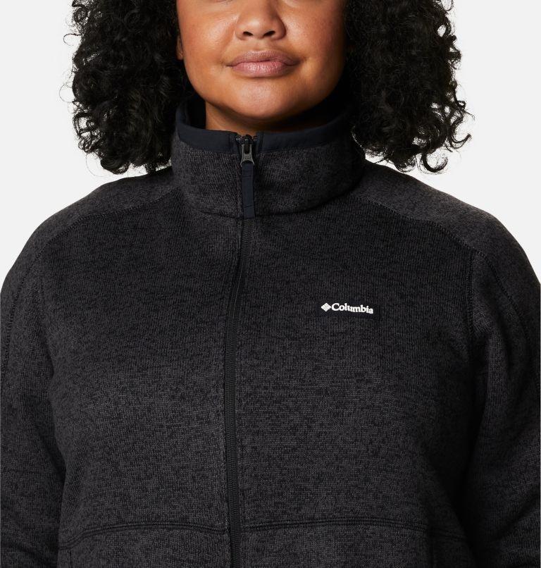 Women's Sweater Weather™ Full Zip - Plus Size Women's Sweater Weather™ Full Zip - Plus Size, a2
