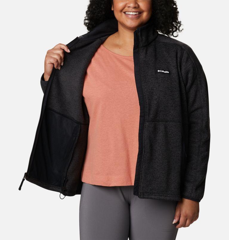 Women's Sweater Weather™ Full Zip - Plus Size Women's Sweater Weather™ Full Zip - Plus Size, a3