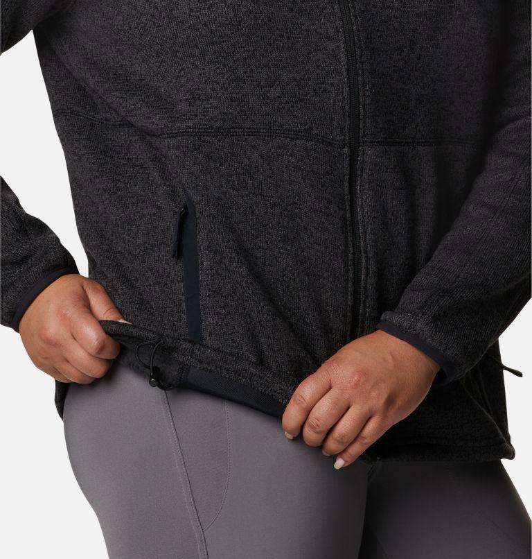 Women's Sweater Weather™ Full Zip - Plus Size Women's Sweater Weather™ Full Zip - Plus Size, a4