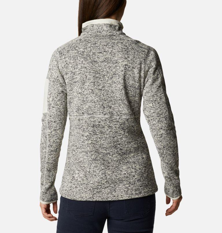 Women's Sweater Weather™ Fleece Half Zip Pullover Women's Sweater Weather™ Fleece Half Zip Pullover, back