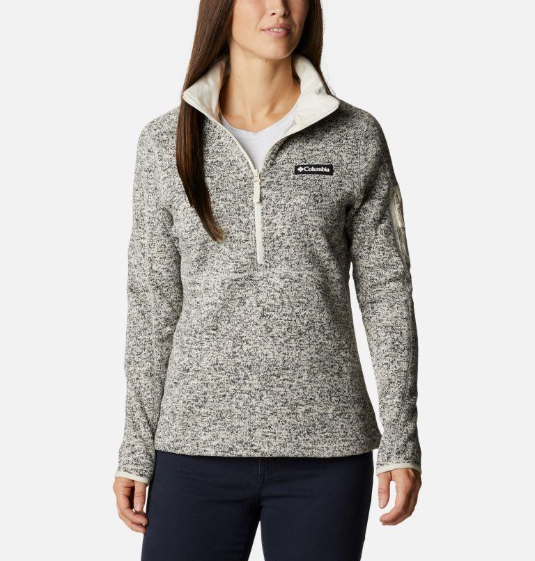 Women's Sweater Weather™ Fleece Half Zip Pullover Women's Sweater Weather™ Fleece Half Zip Pullover, front