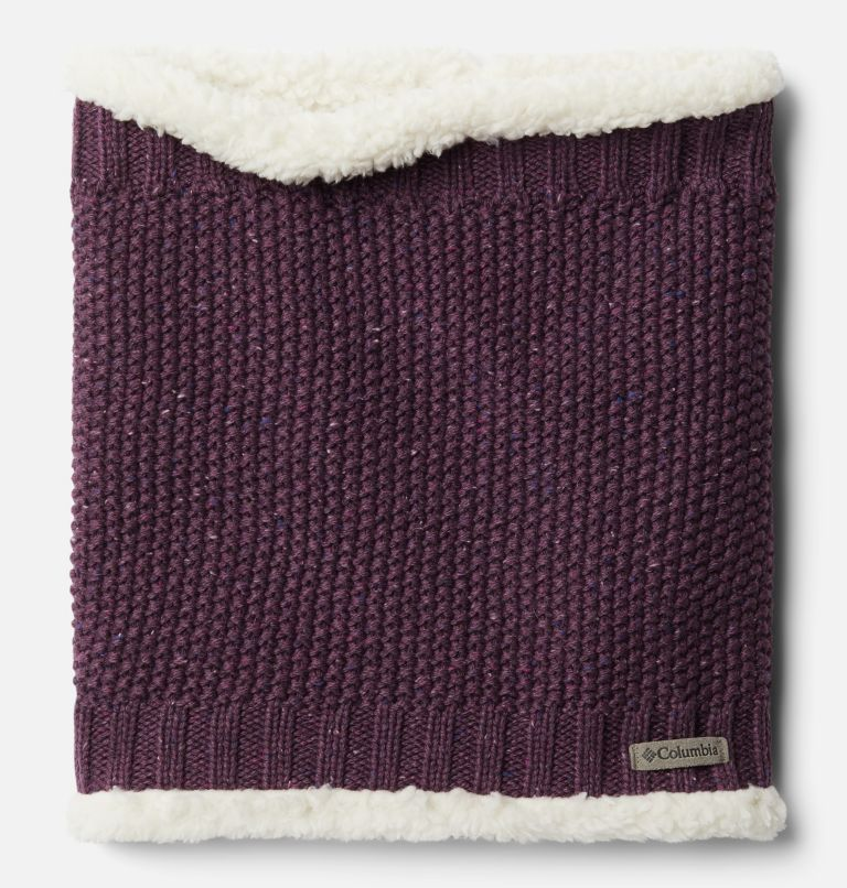 Cabled Peak™ Gaiter | 549 | O/S Women's Cabled Peak™ Gaiter, Winter Mauve, front
