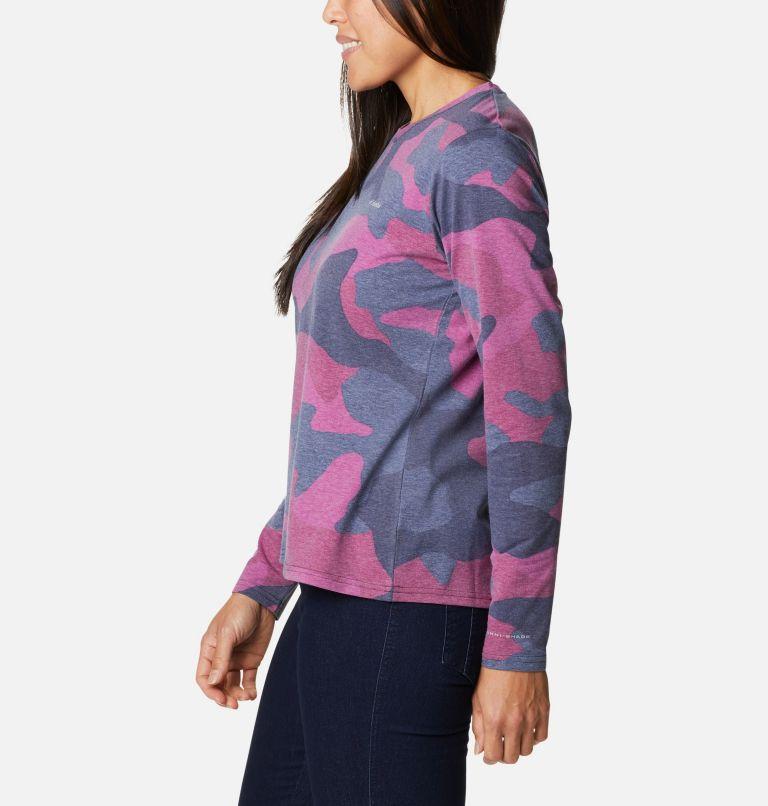 Women's Sun Trek™ Pattern Long Sleeve T-Shirt Women's Sun Trek™ Pattern Long Sleeve T-Shirt, a1