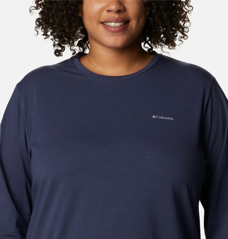 T-shirt à manches longues Sun Trek™ pour femme - Grandes tailles T-shirt à manches longues Sun Trek™ pour femme - Grandes tailles, a2