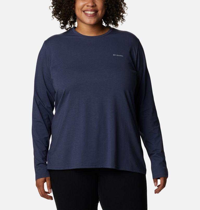 T-shirt à manches longues Sun Trek™ pour femme - Grandes tailles T-shirt à manches longues Sun Trek™ pour femme - Grandes tailles, front