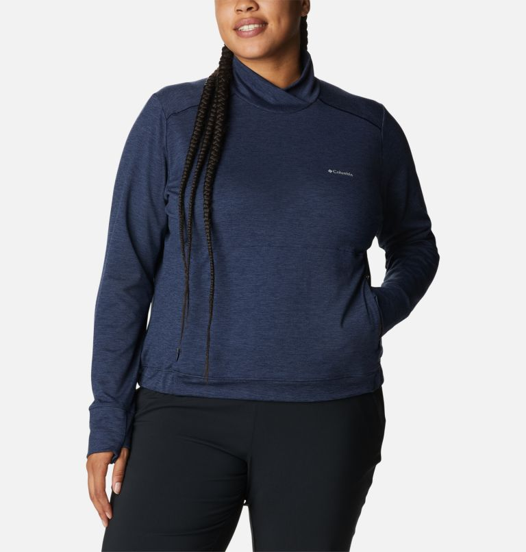 Women's Weekend Adventure™ Pullover - Plus Size Women's Weekend Adventure™ Pullover - Plus Size, a4