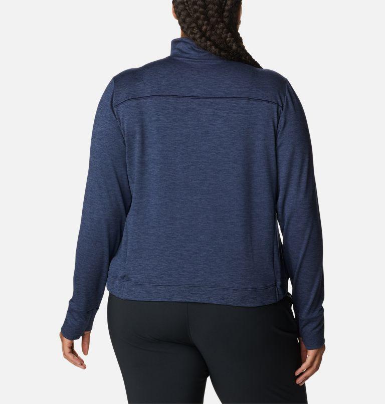Women's Weekend Adventure™ Pullover - Plus Size Women's Weekend Adventure™ Pullover - Plus Size, back