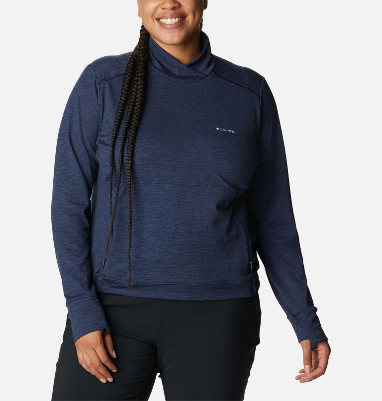 Women's Weekend Adventure™ Pullover - Plus Size Women's Weekend Adventure™ Pullover - Plus Size, front
