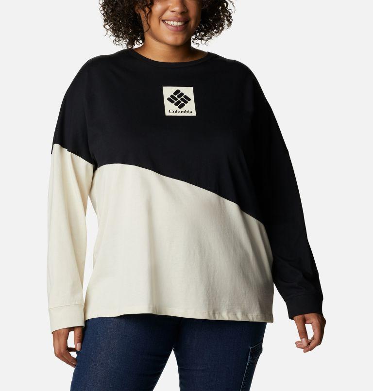 T-shirt à manches longues Columbia Park™ pour femme - Grandes tailles T-shirt à manches longues Columbia Park™ pour femme - Grandes tailles, front