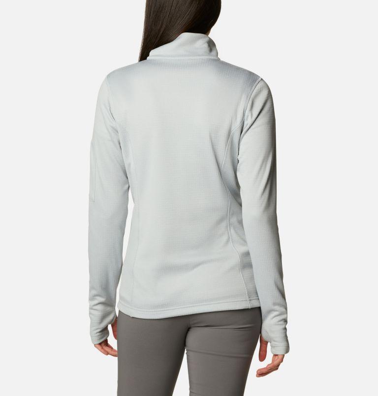 Women's Park View™ Grid Half Zip Fleece Pullover Women's Park View™ Grid Half Zip Fleece Pullover, back