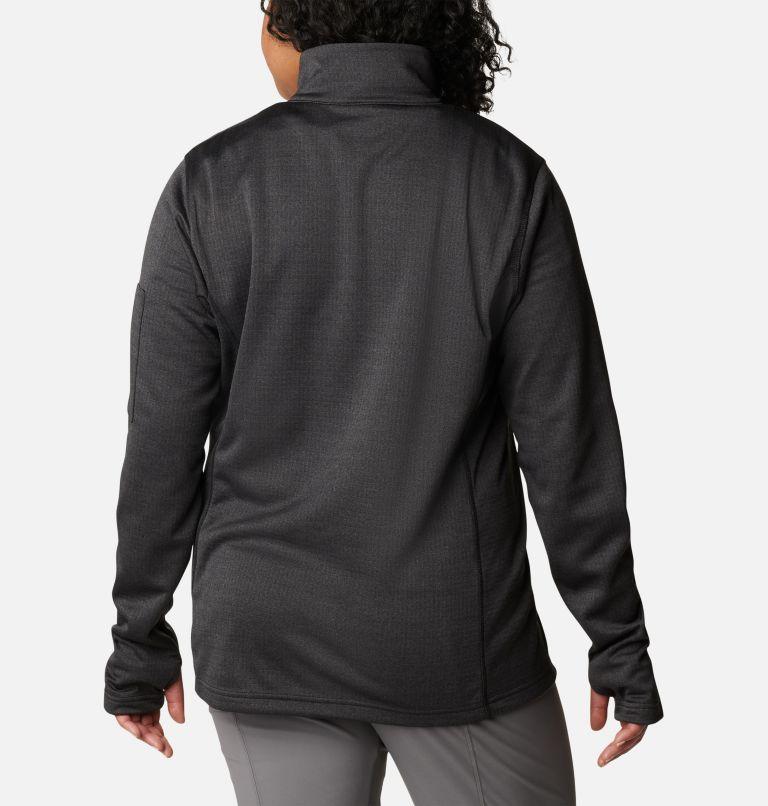 Women's Park View™ Grid Fleece 1/2 Zip Women's Park View™ Grid Fleece 1/2 Zip, back