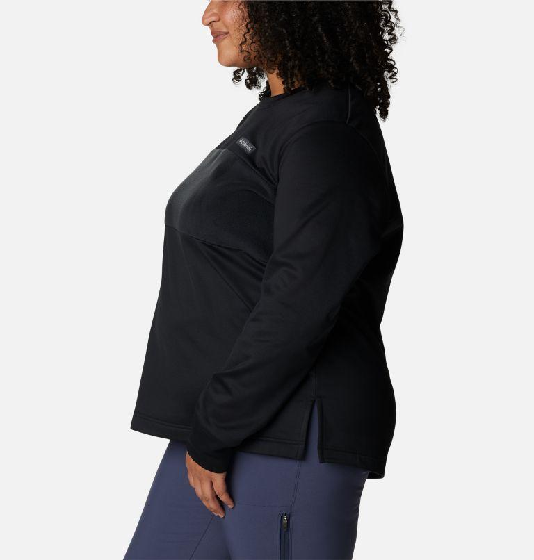 Chandail en laine polaire Columbia River™ pour femme - Grandes tailles Chandail en laine polaire Columbia River™ pour femme - Grandes tailles, a1