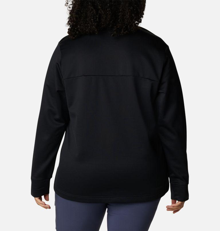 Women's Columbia River™ Fleece Pullover - Plus Size Women's Columbia River™ Fleece Pullover - Plus Size, back
