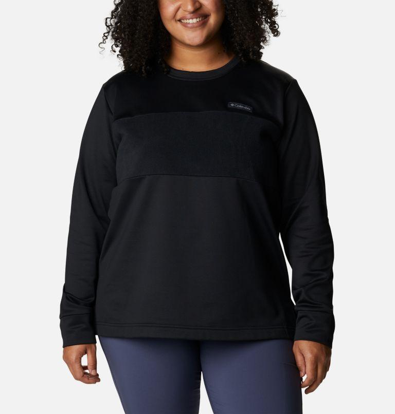 Women's Columbia River™ Fleece Pullover - Plus Size Women's Columbia River™ Fleece Pullover - Plus Size, front