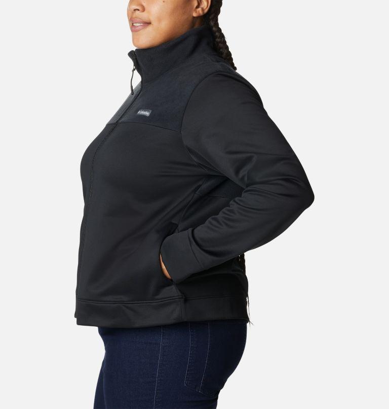 Manteau à fermeture éclair en polaire Columbia River™ pour femme - Grandes tailles Manteau à fermeture éclair en polaire Columbia River™ pour femme - Grandes tailles, a1