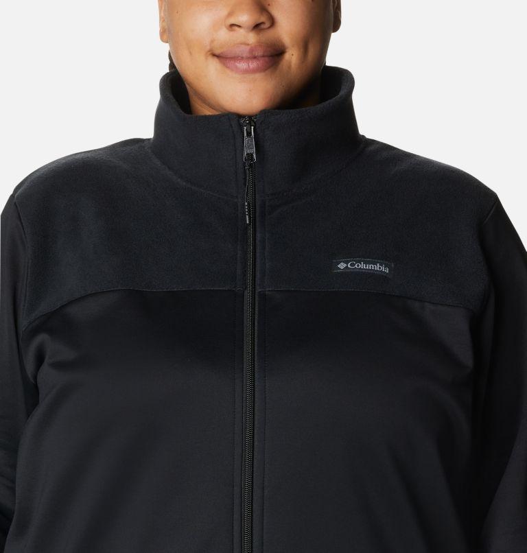 Manteau à fermeture éclair en polaire Columbia River™ pour femme - Grandes tailles Manteau à fermeture éclair en polaire Columbia River™ pour femme - Grandes tailles, a2