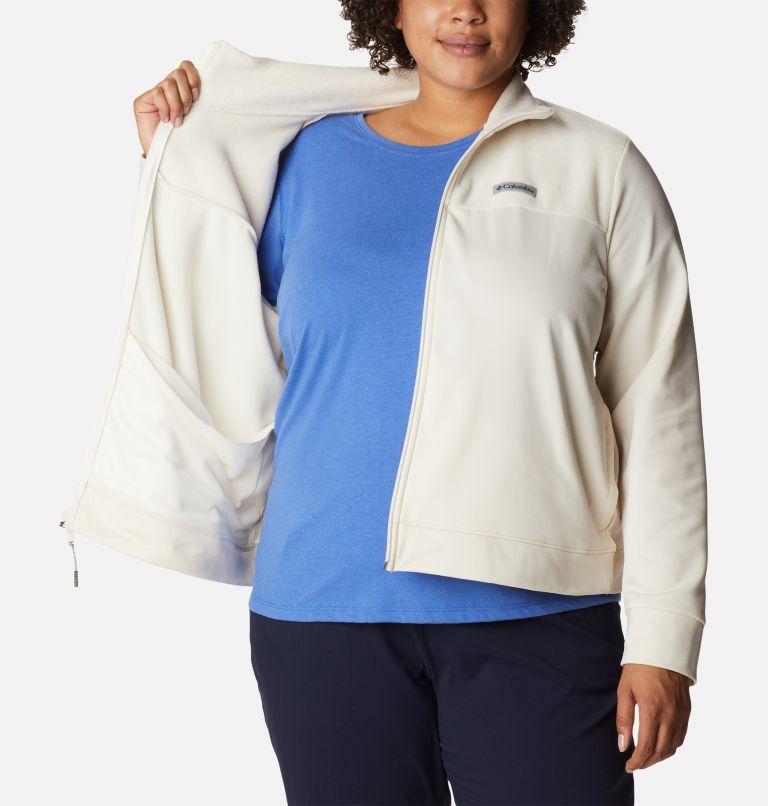 Women's Columbia River™ Full Zip Fleece Jacket - Plus Size Women's Columbia River™ Full Zip Fleece Jacket - Plus Size, a3
