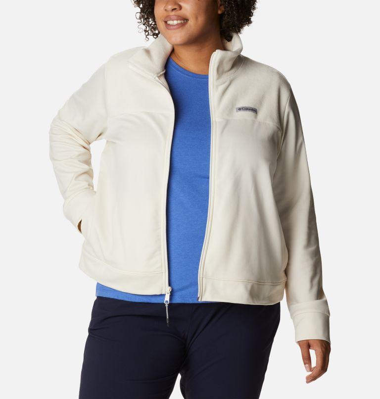 Women's Columbia River™ Full Zip Fleece Jacket - Plus Size Women's Columbia River™ Full Zip Fleece Jacket - Plus Size, a4