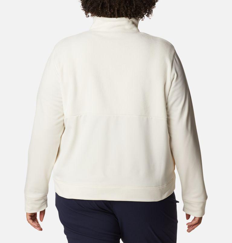 Women's Columbia River™ Full Zip Fleece Jacket - Plus Size Women's Columbia River™ Full Zip Fleece Jacket - Plus Size, back