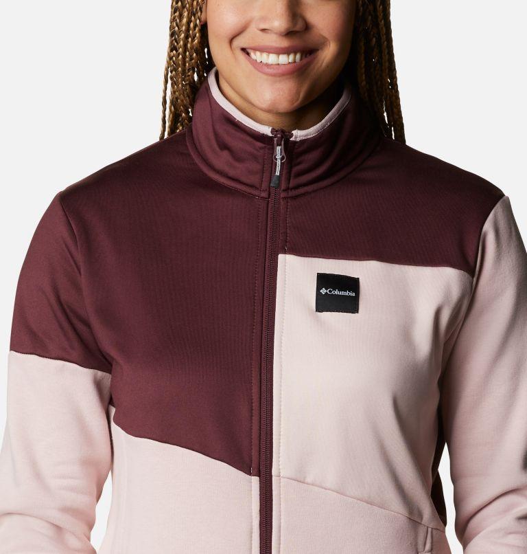 Women's Columbia Lodge™ Hybrid Full-Zip Jacket Women's Columbia Lodge™ Hybrid Full-Zip Jacket, a2