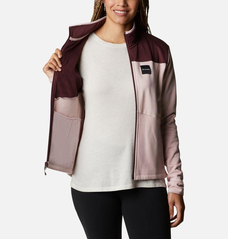 Women's Columbia Lodge™ Hybrid Full-Zip Jacket Women's Columbia Lodge™ Hybrid Full-Zip Jacket, a3