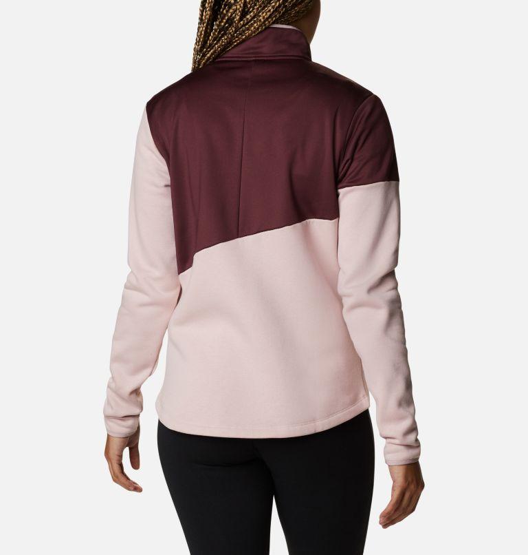 Women's Columbia Lodge™ Hybrid Full-Zip Jacket Women's Columbia Lodge™ Hybrid Full-Zip Jacket, back