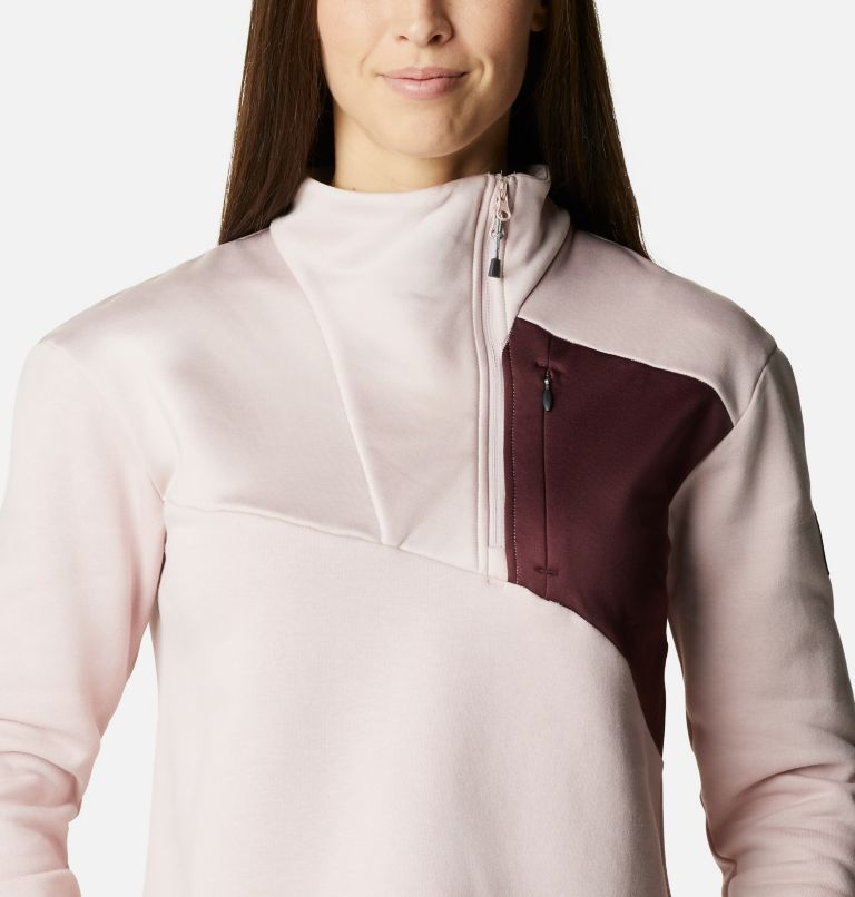 Women's Columbia Lodge™ Hybrid Pullover Women's Columbia Lodge™ Hybrid Pullover, a2