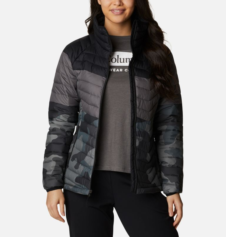 Women's Powder Lite™ Blocked Jacket Women's Powder Lite™ Blocked Jacket, a5