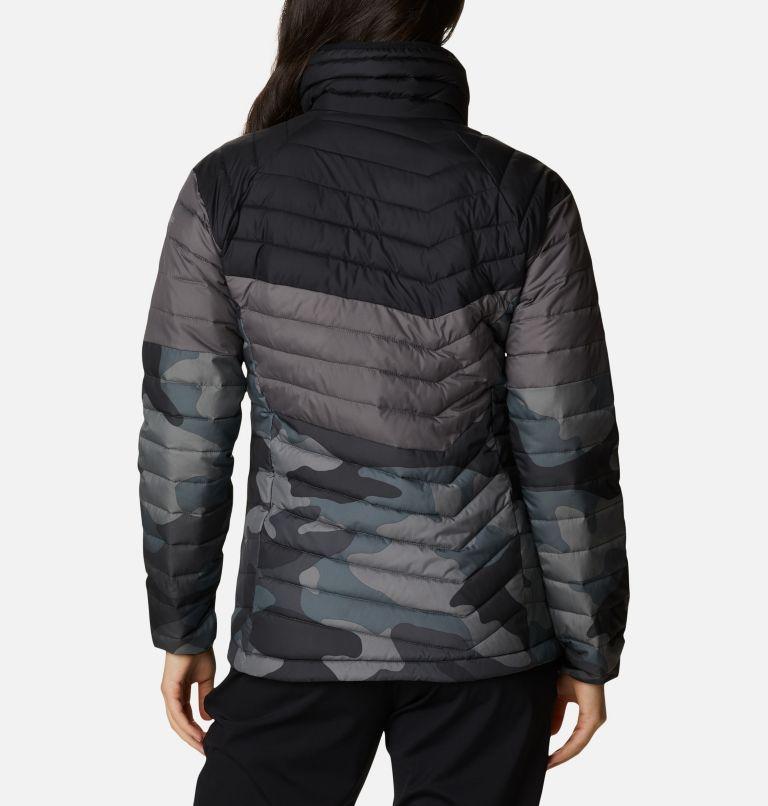 Women's Powder Lite™ Blocked Jacket Women's Powder Lite™ Blocked Jacket, back