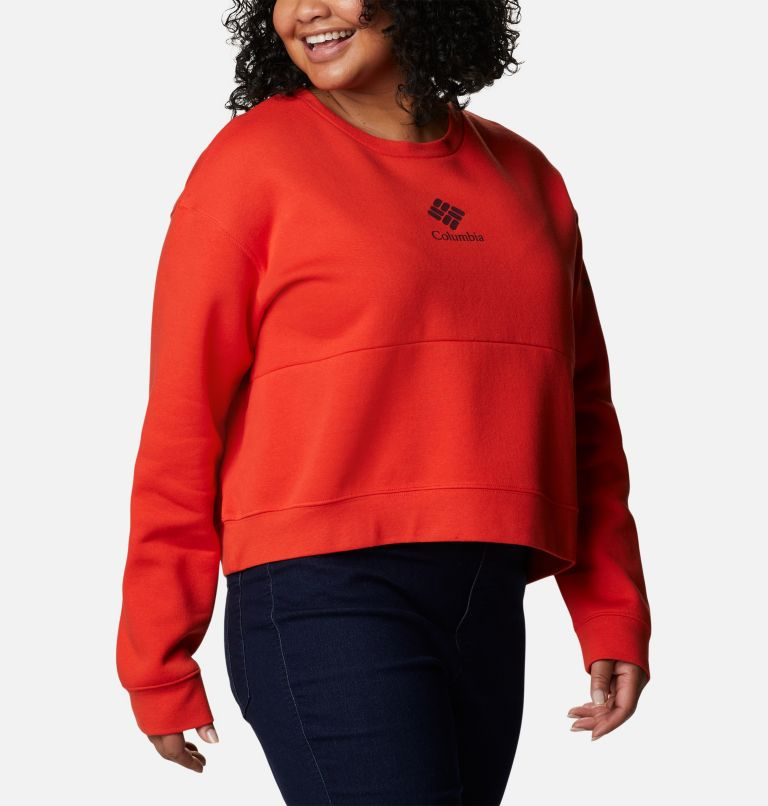 Women's Columbia Trek™ Colorblock Crew - Plus Size Women's Columbia Trek™ Colorblock Crew - Plus Size, a3