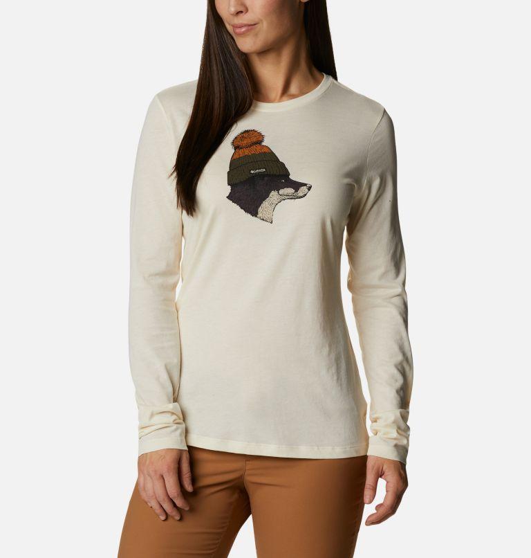 T-shirt à manches longues Hidden Haven™ pour femme T-shirt à manches longues Hidden Haven™ pour femme, front