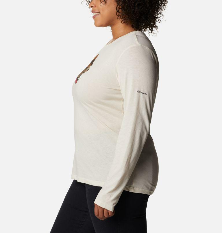 Women's Hidden Haven™ Long Sleeve Tee - Plus Size Women's Hidden Haven™ Long Sleeve Tee - Plus Size, a1