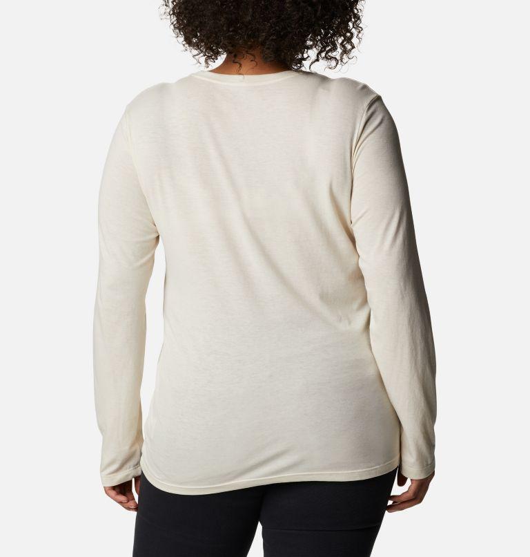 Women's Hidden Haven™ Long Sleeve Tee - Plus Size Women's Hidden Haven™ Long Sleeve Tee - Plus Size, back