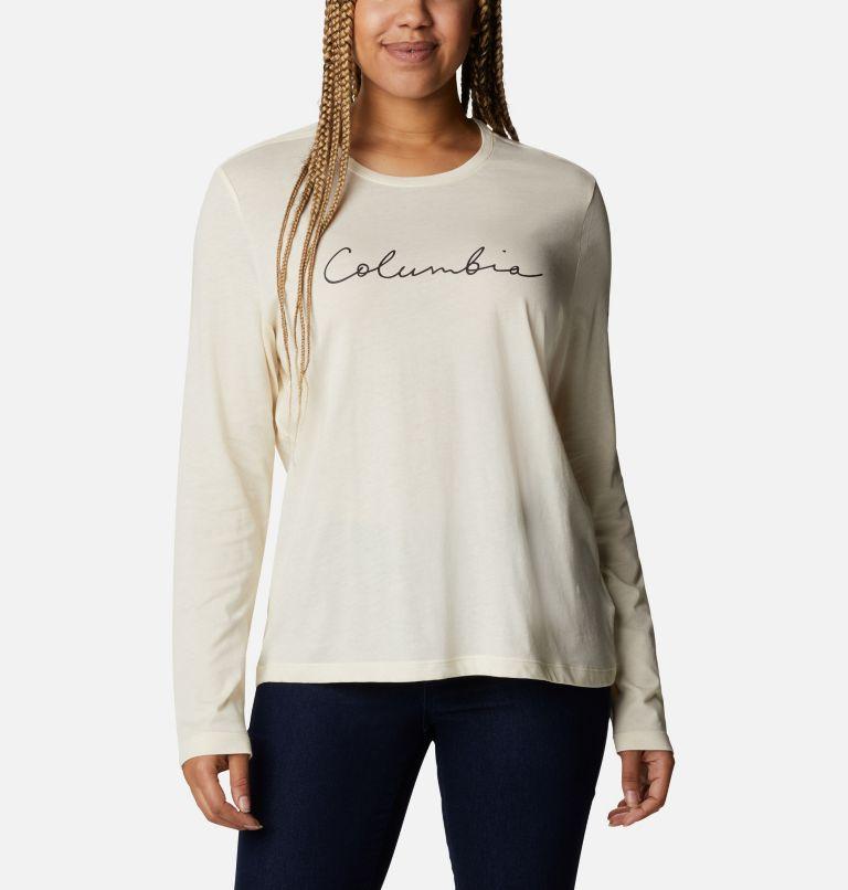 Women's Columbia Trek™ Relaxed Long Sleeve Tee Women's Columbia Trek™ Relaxed Long Sleeve Tee, front
