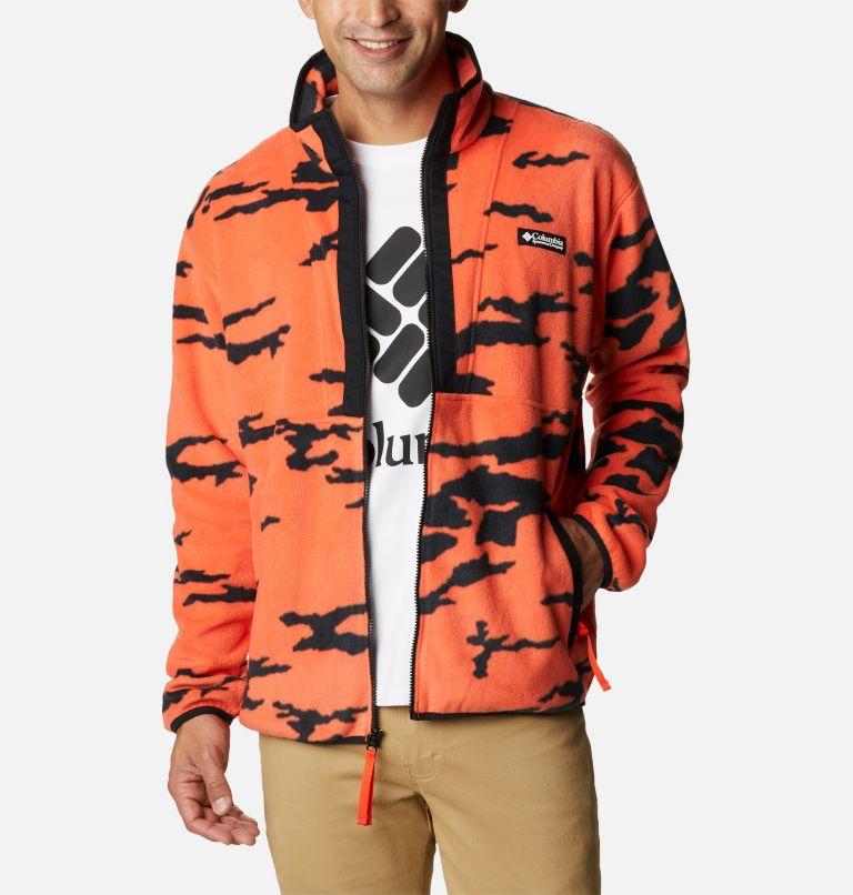 Men's Field ROC™ Backbowl™ Full Zip Fleece Men's Field ROC™ Backbowl™ Full Zip Fleece, front