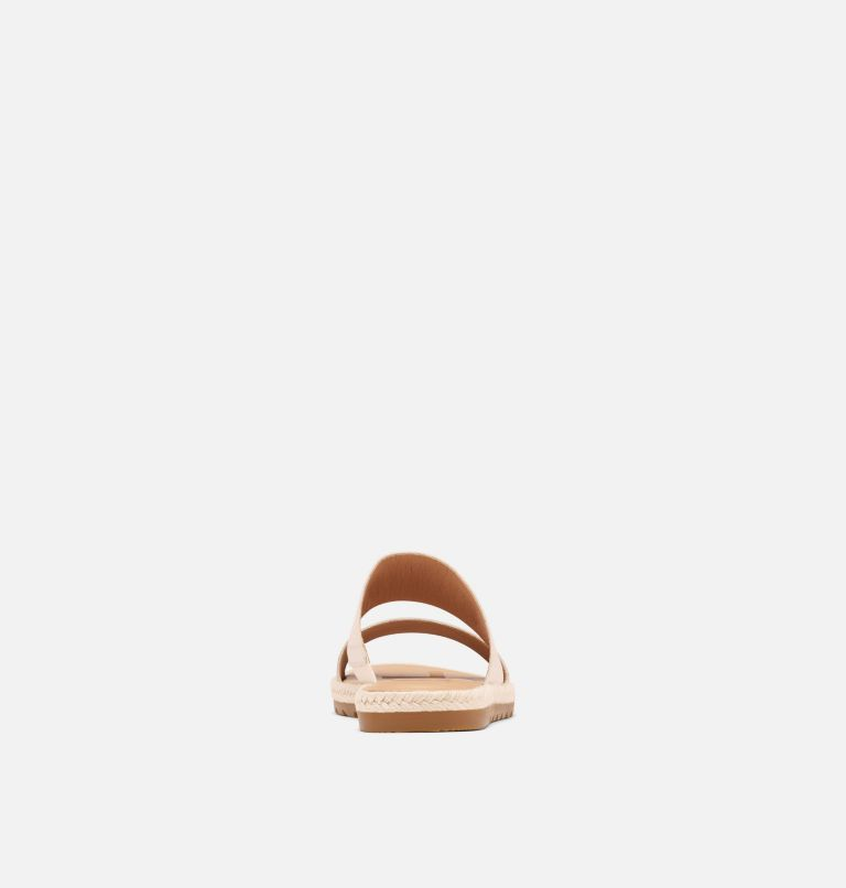 ELLA™ II SLIDE | 191 | 11 Womens Ella™ II SIide, Chalk, back