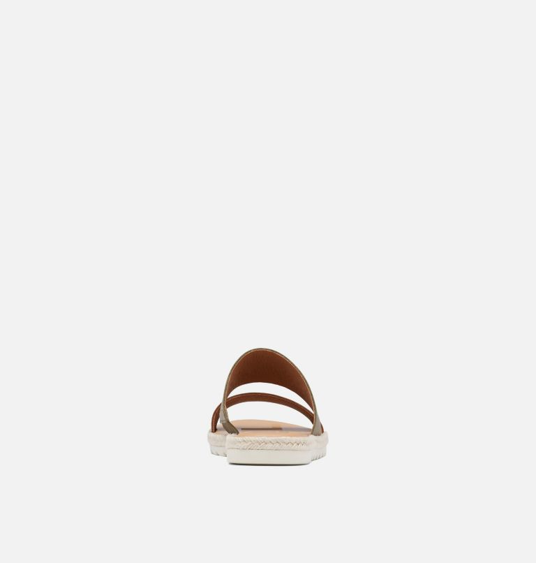 ELLA™ II SLIDE | 242 | 10 Womens Ella™ II Slide, Velvet Tan, back