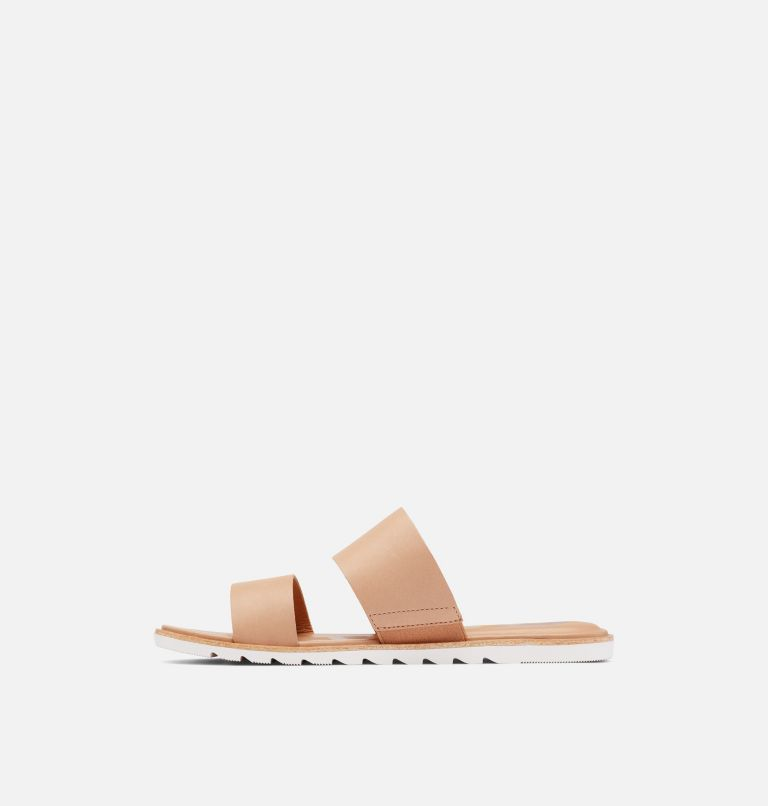 ELLA™ II SLIDE | 246 | 5.5 Womens Ella™ II Slide, Honest Beige, medial