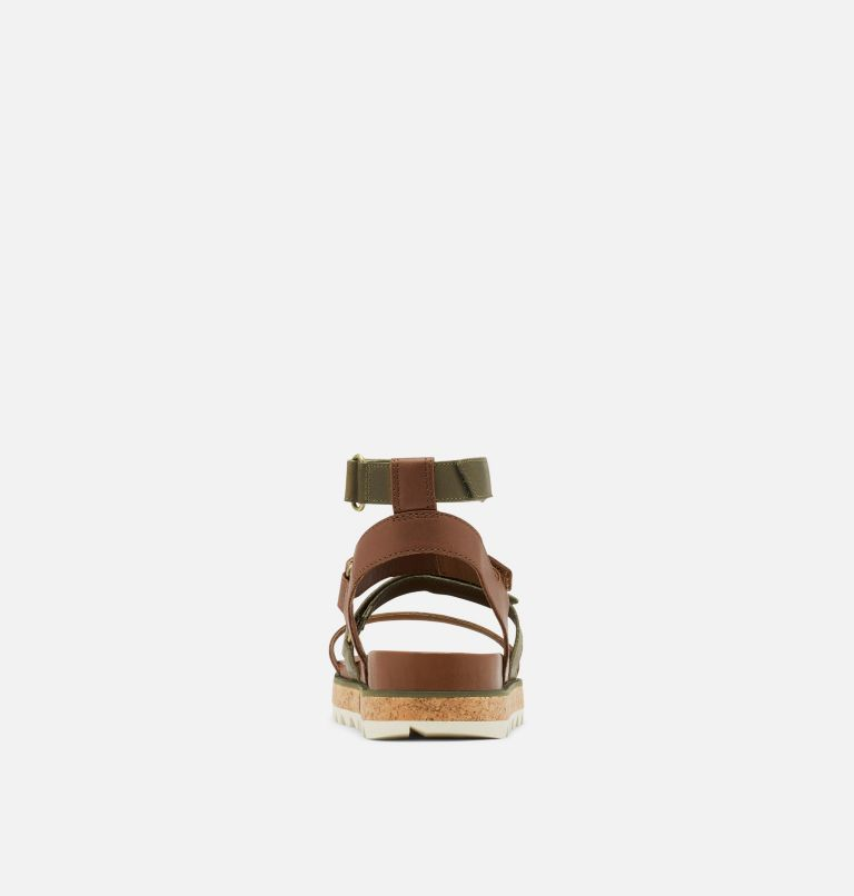 ROAMING™ MULTI STRAP | 242 | 9.5 Womens Roaming™ Multi Strap Sandal, Velvet Tan, back