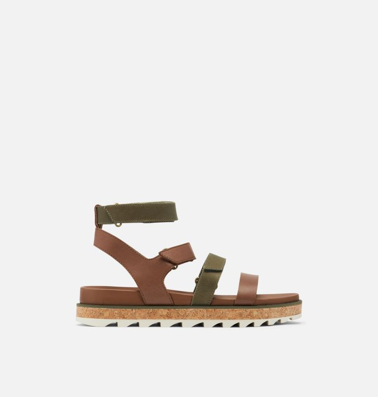 ROAMING™ MULTI STRAP | 242 | 9.5 Womens Roaming™ Multi Strap Sandal, Velvet Tan, front