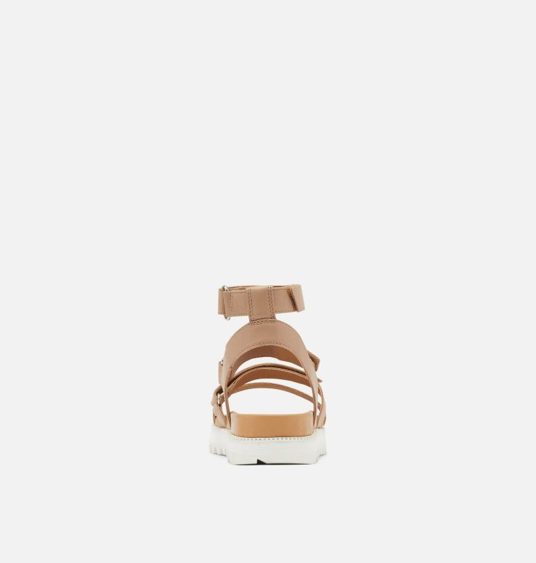 ROAMING™ MULTI STRAP | 246 | 6 Womens Roaming™ Multi Strap Sandal, Honest Beige, back