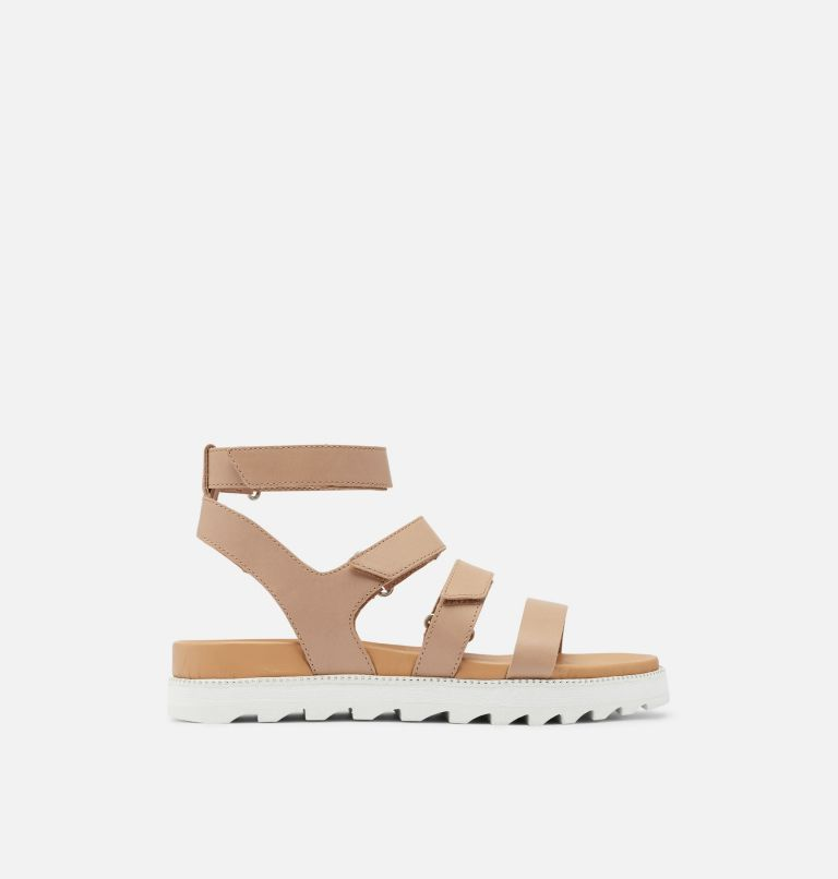 ROAMING™ MULTI STRAP | 246 | 6 Womens Roaming™ Multi Strap Sandal, Honest Beige, front