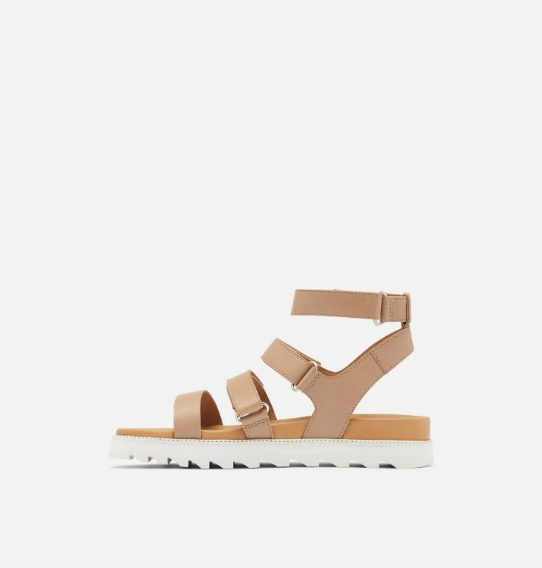 ROAMING™ MULTI STRAP | 246 | 10 Womens Roaming™ Multi Strap Sandal, Honest Beige, medial